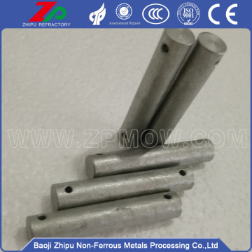 Molybdenum machined parts for metal melting furnace