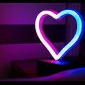 LED NEON HEART SIGN