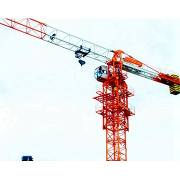 heavy building equipment  tower crane