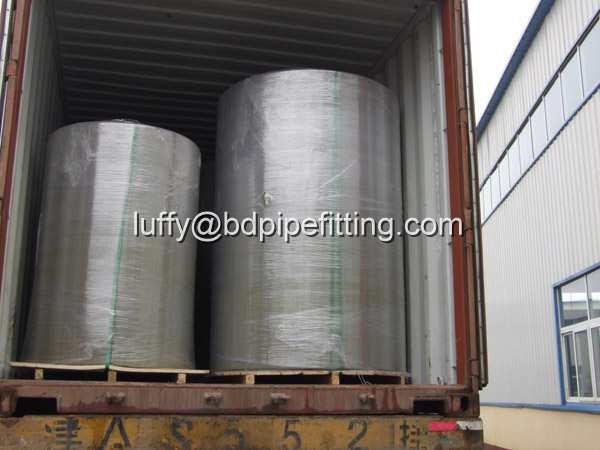 Alloy pipe fitting (113)