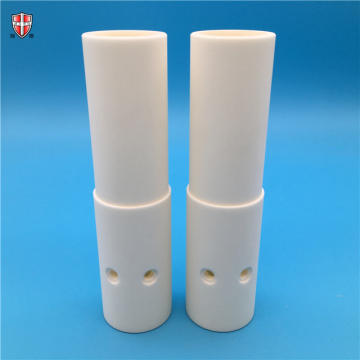insulating customized 95 99 alumina ceramic sleeve ferrule