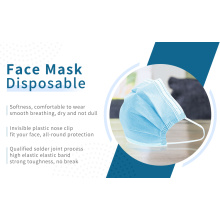 Disposable medical for face mask