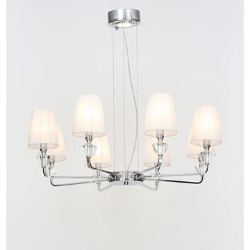 American Style Modern Living Room Iron Chandelier