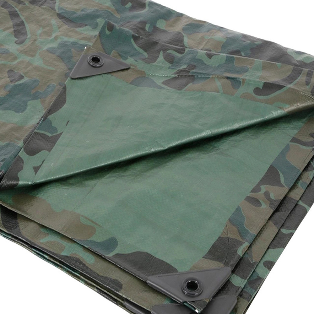 Military Camouflage Tarpaulin Cover