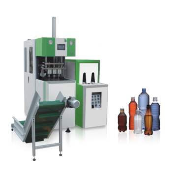 PET Blowing Machine to Make Plastic Bottles