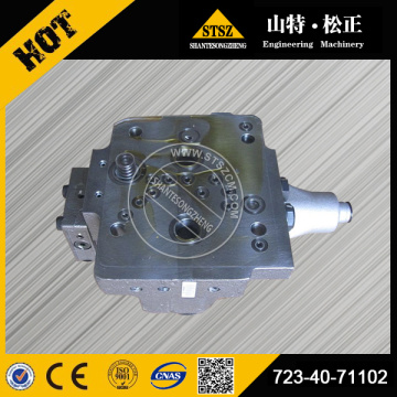 Komatsu valve ass'y 723-40-70103 for PC200-6