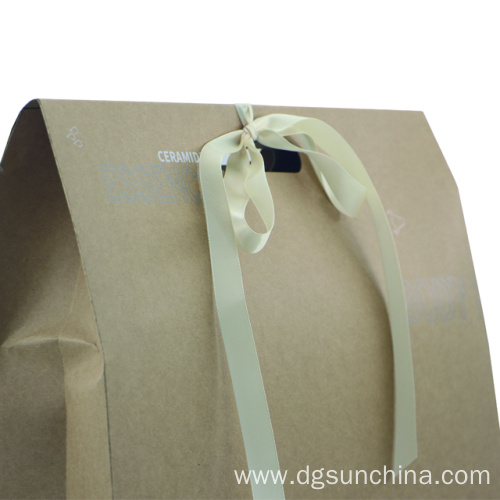 Bio degradable paper bag kraft paper