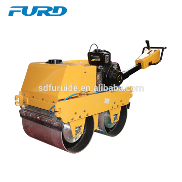 Wholesale FURD Vibration Small Road Roller (FYLJ-S600C)