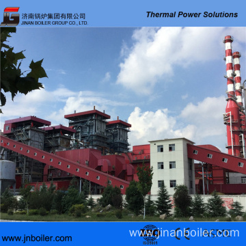 220 T/H Indonesia Coal CFB Boiler