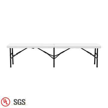 Waterproof Portable Plastic 6FT Folding Picnic Bench