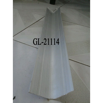 Extruded Aluminum Trailer Door Parts