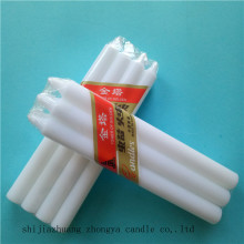Flameless candle stick stock selling wax