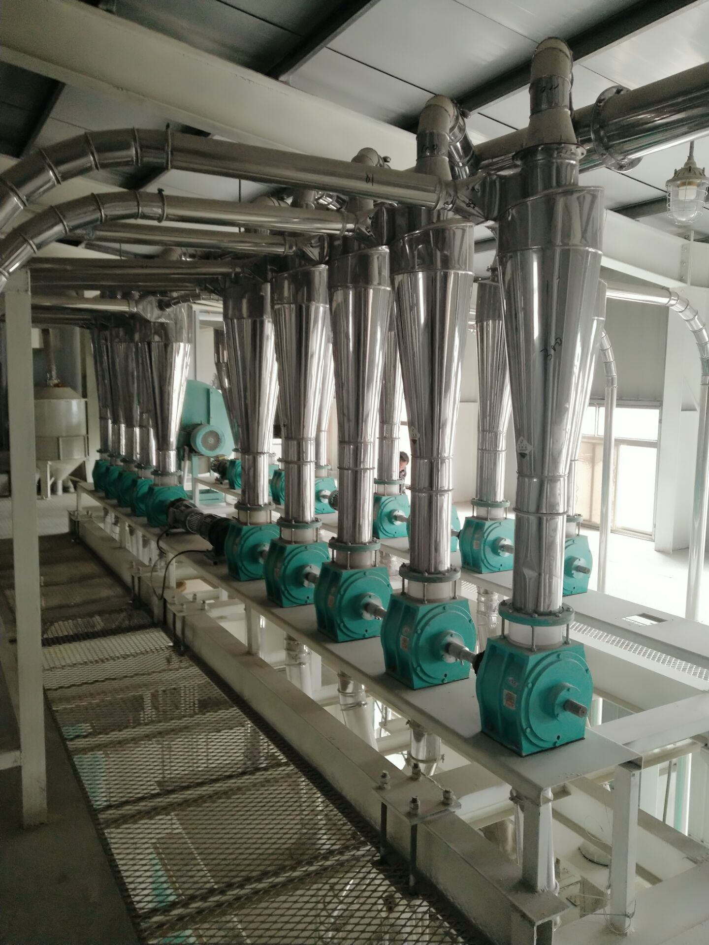 200t large flour mill