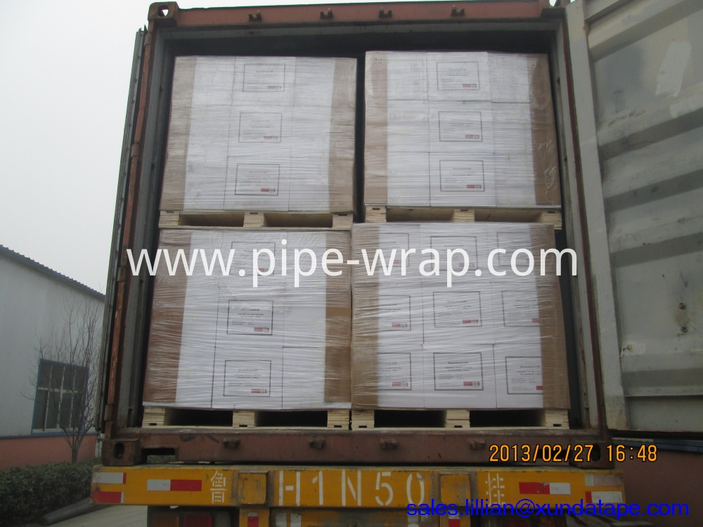 anticorrosion pipe wrap tape574