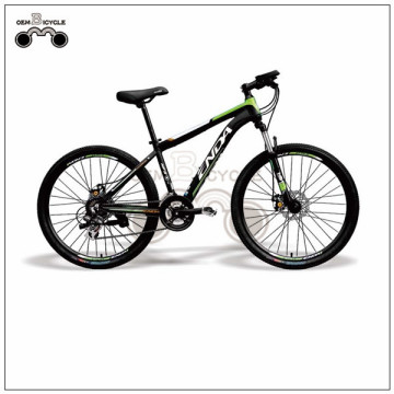 26INCH 24-SPEED SUSPENSION FORK MOUNTAIN BIKE