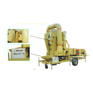 Easy operate grain processing sesame seed cleaning machines