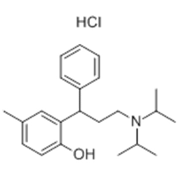 Cloridrato CAS 124936-75-0 de 3- (2-Methoxy-5-methylphenyl) -3-phenylpropanol