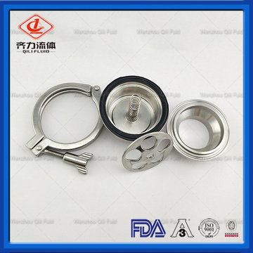 Global Export Sanitary Fittings spring Check Valve