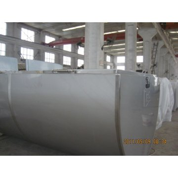 High quality Cooling dairy tank