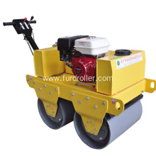 Hand Operated Electric Start Asphalt Roller Roller Compactor