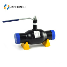 JKTL2B035 cf8m 1000wog 2 piece water tank cast iron 1.25 ball valve