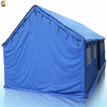PVC knife scraping fabrics tents