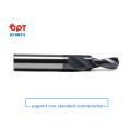High quality tungsten coated carbide stepped drill bit