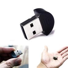 Tiny Bluetooth EDR Dongle Wireless Adapter USB 2.0 C Bluetooth Adapter Adapter Bluetooth Receiver Transmitter Audio Computer