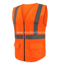 Low price Good quality reflective jacket