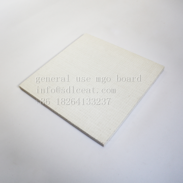 Fireproof Sanded MgO Board for produce SIP Panel