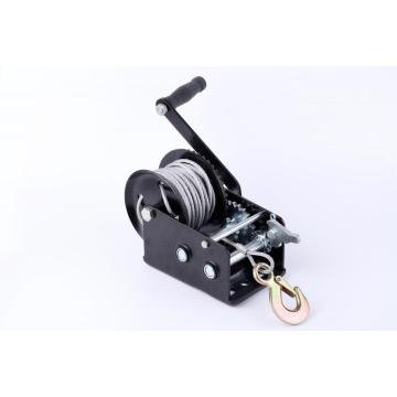 Hand Winch with Stainless Steel Rope or Straps