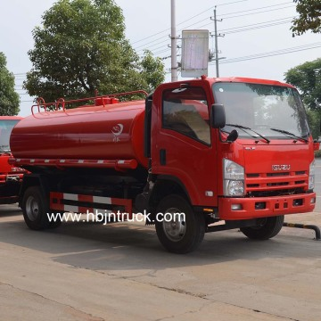 Isuzu Fuel Oil Transport Truck