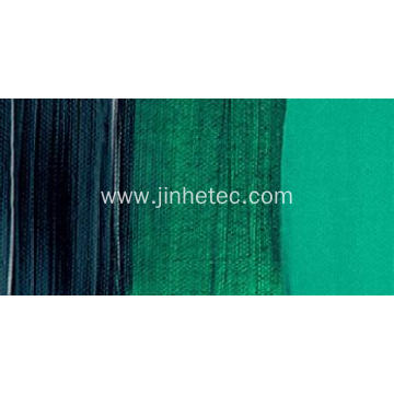 Phthalcyanine Green Pigments Paste For Oil Paiting