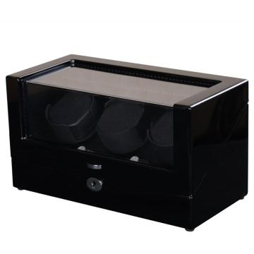 Watch Winder With Pu Leather or Velvet