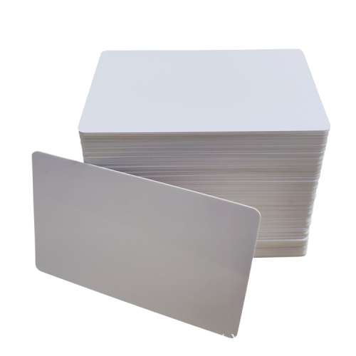 PVC Blank White Contact Smart Card