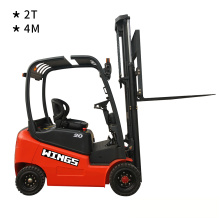 2T Electric Forklift 4m