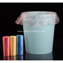 Plastic Garbage Bag with Star Seal