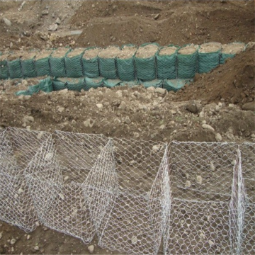 Cheap price hexagonal wire mesh gabion baskets/box