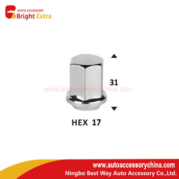 Hex 17 10x1.25 Wheel Lug Nuts