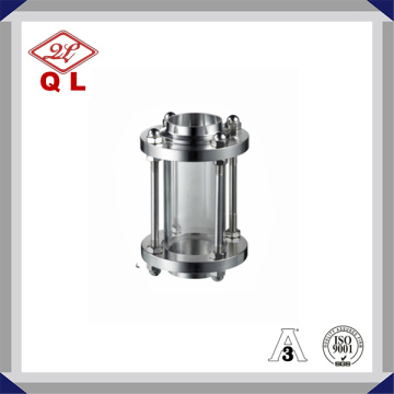 Sanitary Stainless Steel Welding End Sight Glass