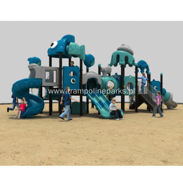 Park Play Stucture