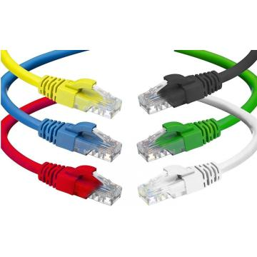 Category 5e Patch Cables Ethernet Cable CAT 5E