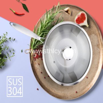 Stainless Steel Household High Quality Pan