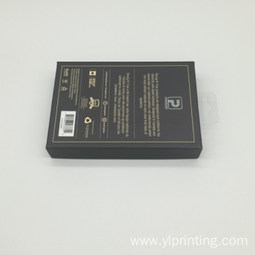 customized logo printing cheap printed luxury paper box