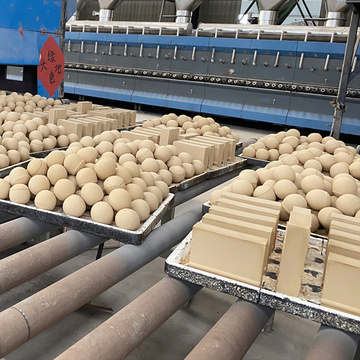 High Refractory Alumina Ceramic Ball for Ball Mill