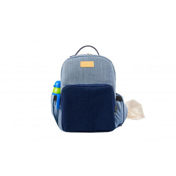 Mummy Bag With Isolated Pocket