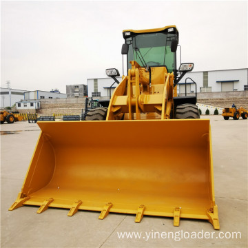 Small Heavy wheel Loader