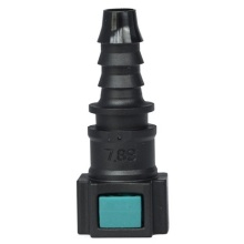 Conductive Quick Connector 7.89/7.95(5/16)-ID6-0° SAE