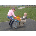 Outdoor Game Spring Riders Structure For Toddlers
