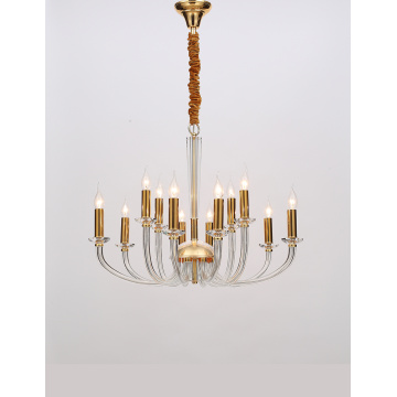 Modern Home decoration Dining room Golden Chandelier